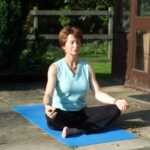 About me - Yoga in the garden
